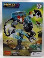 Decool minifigure  Star Soider Hero 6 series - Stormer Freeze Machine