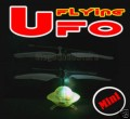 RC MINI MICRO IR UFO FLYING SAUCER HELICOPTER PLANE TOY