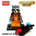 Decool minifigure - The Guardians of the Galaxy Series Rocket Racoon NO PACKING BOX