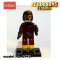 Decool minifigure - The Guardians of the Galaxy Series Starload NO PACKING BOX