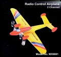 Remote Control 2 Channel EPP Aircraft - WX8801