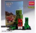 Decool minifigure - Minecraft series Creeper