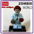 Decool minifigure - Zombie World, Sleepyhead