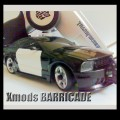XMODS Transformers BARRICADE RC Car Start kit Special Edition