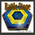 Battle stage for BATTROBORG 20 Style SOMATOSENSORY Control IR Mini Boxing Robot