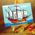 Paint by Number Kit - Yacht