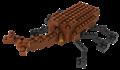 Loz Diamond block toys - cartoon & aninmal - Rhinoceros Beetle style