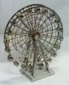 Metal Laser Etching 3D Ferris Wheel
