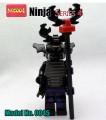 Decool Minfigure, Ninja series, Series 4, Ninja Lord Garmadom No Package Box