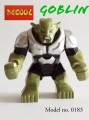 Decool minifigure - Superhero series, Green Goblin