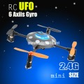 RC mini UFO 6 Axis 2.4G 4 Channel