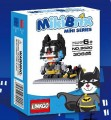 Linkgo MikiBrix mini series - Doraemon Batman