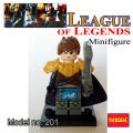 Decool minifigure - League of Legends Series Garen NO PACKING BOX