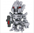 Loz Diamond block toys - Super Hero Series-  Megatron / Galvatron