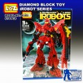 Loz diamond Block Toys - iRobots series, Gundam Frighter 9355