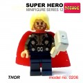Decool minifigure Series 12 - Thor NO PACKING BOX