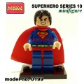 Decool minifigure -Super Heroes series 10, Superman 0199