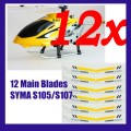 Syma main rotor blade for S105,S107 rc helicopter