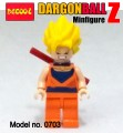 Decool minifigure  Dragonball Z series, SON GOKU