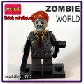 Decool minifigure - Zombie World, Manager