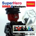 Decool minifigure -Super Heroes series VI