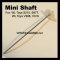 S215, S977, V388 and V319 rc helicopter parts - Main Shaft