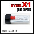 SYMA X1 Quad Copter Parts - Li-poly Battery