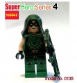 Decool minifigure -Super Heroes series IV, GREEN ARROW