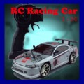 Radio control RC racing car 1:24