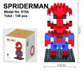 Loz Diamond block toys - cartoon & aninmal - Spriderman style