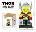 Loz Diamond block toys - cartoon & aninmal - THOR style