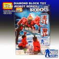 Loz diamond Block Toys - iRobots series, Auris