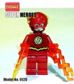 Decool minifigure -Super Heroes series III, The Flash