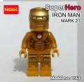 Decool minifigure - Ironman series III, Mark 21
