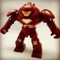 Decool minifigure - Ironman series, HULK Buster