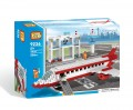 Loz Diamond block Toys - City series, Airport