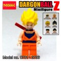 Decool minifigure  Dragonball Z series, Full Set