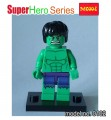 Decool minifigure Block Toys - Superhero series, HULK