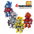 Loz Diamond blocks - Transformer Set