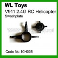 V911 rc helicopter parts - Swashplate set