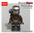 Decool minifigure - Ironman series III, War Machine