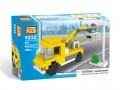 Loz Diamond block Toys - City series, Repair Truck