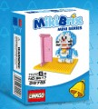 Linkgo MikiBrix mini series - Doraemon Full Set