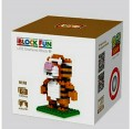 Loz diamond block Toys, Cartoon Series, Tigger