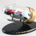 2011 model 1:63 racing Rocket Car Red colour
