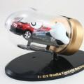2011 model 1:63 racing Rocket Car Red colour