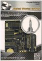 Metal Laser Etching 3D metal steel - Chrysler Building