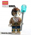 Decool minifigure - Chima series, Long Tooth, No Package Box