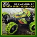 SDL THE TRANSCENDER - SELF ASSEMBLED RC HIGH SPEED MODEL CAR