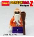 Decool minifigure  Dragonball Z series, Master Roshi